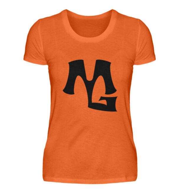 MG Muscle - Damenshirt-1692