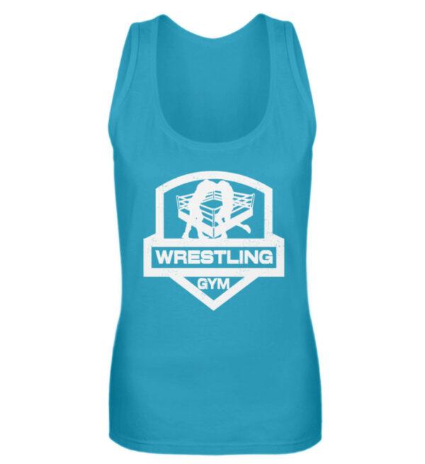 Wrestling Gym Girlie Tank-Top - Frauen Tanktop-3175