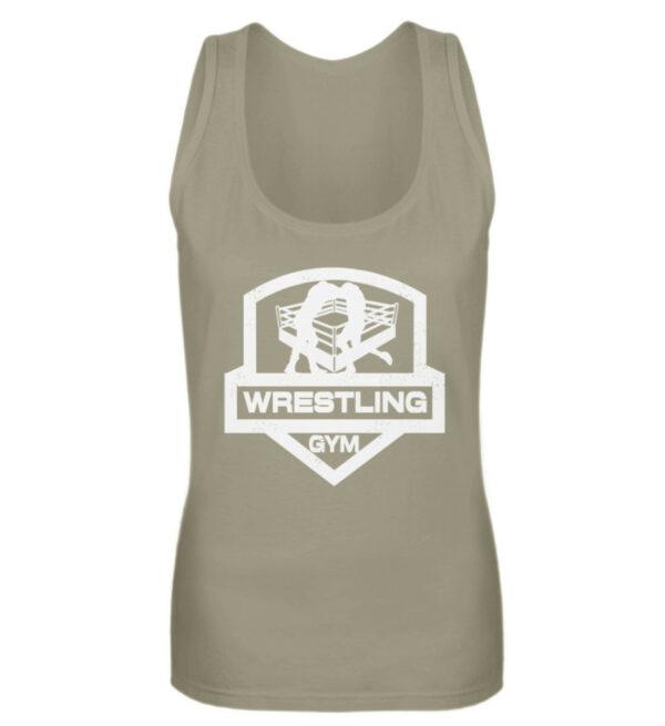 Wrestling Gym Girlie Tank-Top - Frauen Tanktop-651