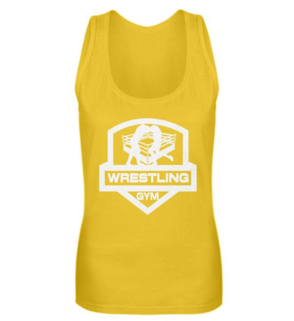 Wrestling Gym Girlie Tank-Top - Frauen Tanktop-3201