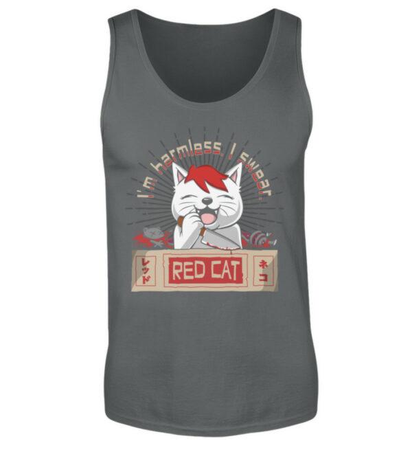 Red Cat Harmless Tanktop - Herren Tanktop-70
