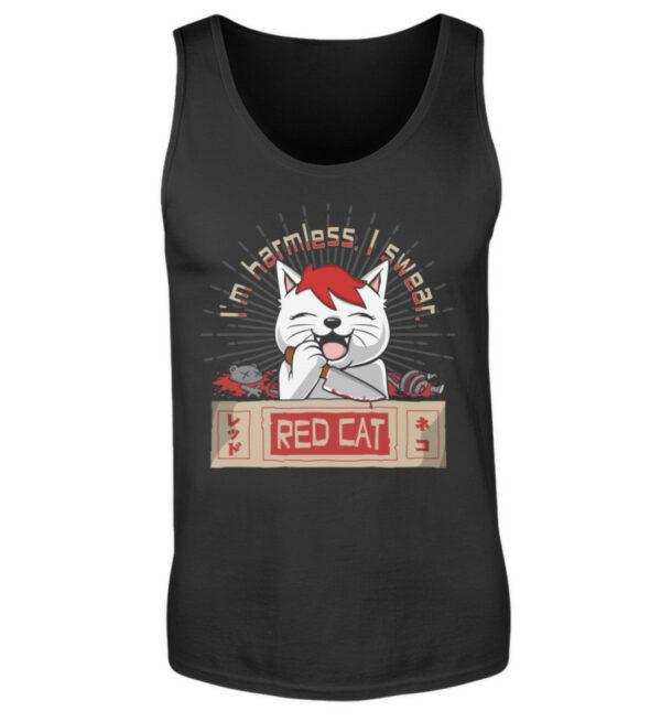 Red Cat Harmless Tanktop - Herren Tanktop-16