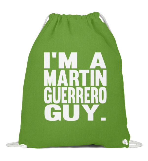 Martin Guerrero Guy Gymsac - Baumwoll Gymsac-1646