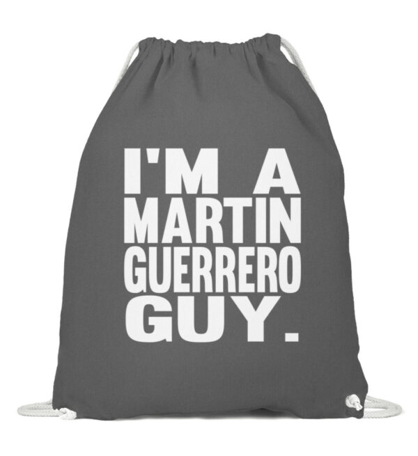 Martin Guerrero Guy Gymsac - Baumwoll Gymsac-6760