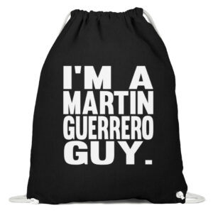 Martin Guerrero Guy Gymsac - Baumwoll Gymsac-16
