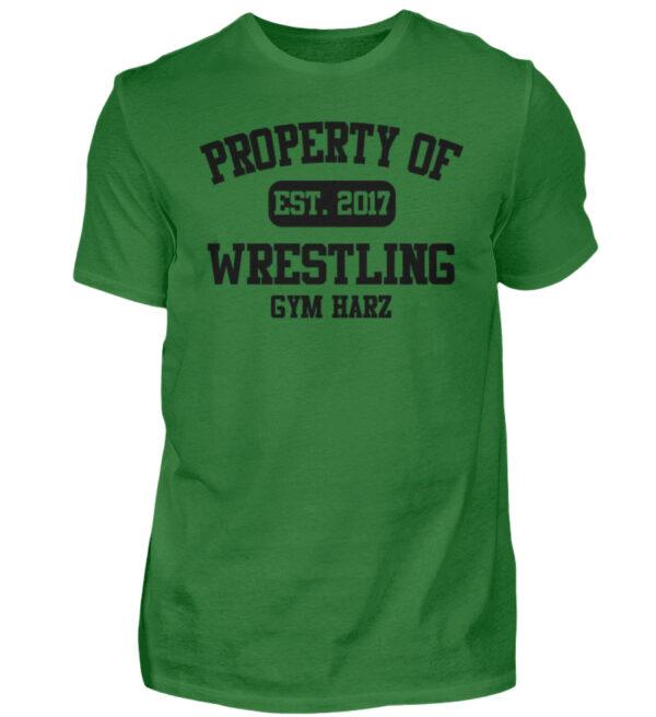 Property Wrestling Gym Harz - Herren Shirt-718