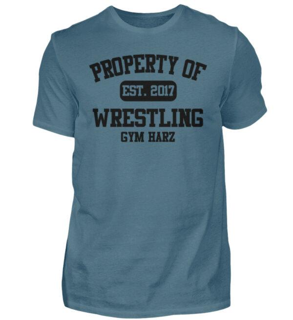 Property Wrestling Gym Harz - Herren Shirt-1230
