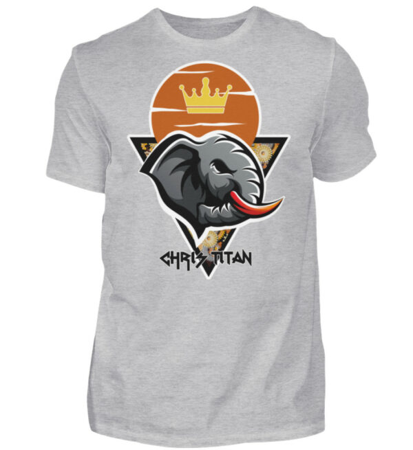 Chris Titan Shirt - Herren Shirt-17