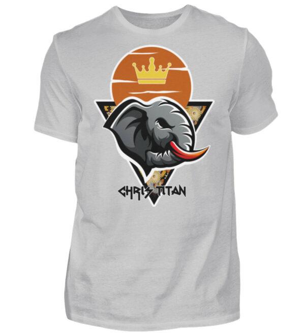 Chris Titan Shirt - Herren Shirt-1157
