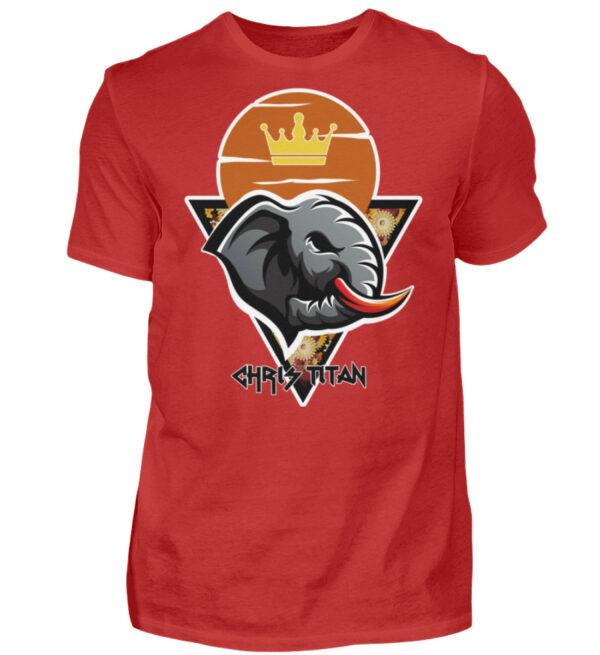 Chris Titan Shirt - Herren Shirt-4