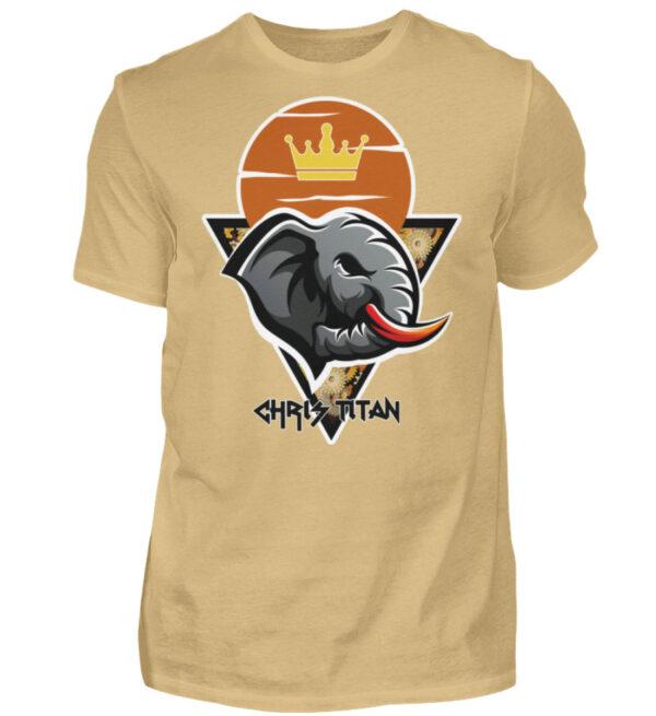 Chris Titan Shirt - Herren Shirt-224