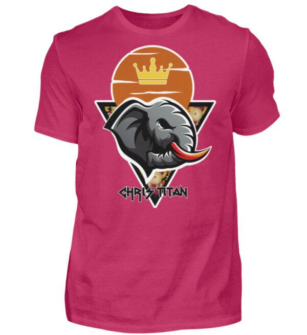 Chris Titan Shirt - Herren Shirt-1216