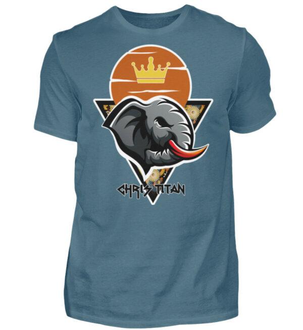 Chris Titan Shirt - Herren Shirt-1230