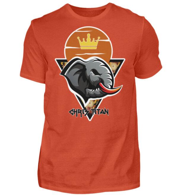 Chris Titan Shirt - Herren Shirt-1236