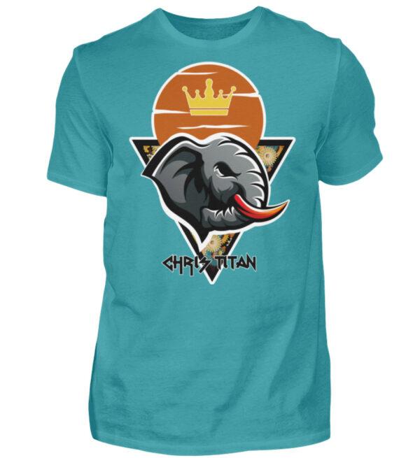 Chris Titan Shirt - Herren Shirt-1242