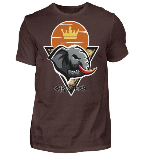 Chris Titan Shirt - Herren Shirt-1074