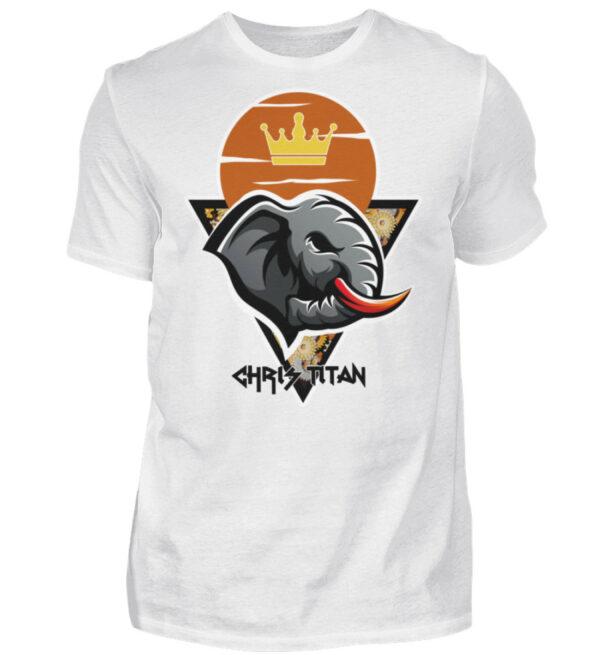 Chris Titan Shirt - Herren Shirt-3