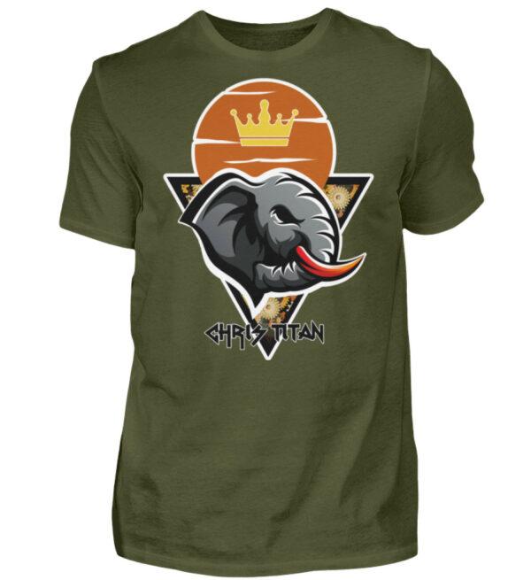 Chris Titan Shirt - Herren Shirt-1109