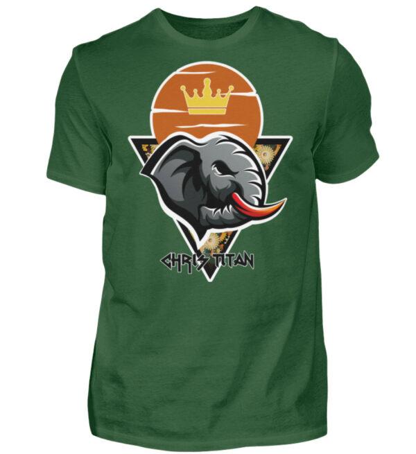 Chris Titan Shirt - Herren Shirt-833