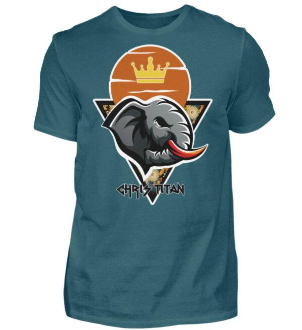 Chris Titan Shirt - Herren Shirt-1096