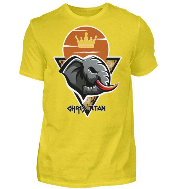 Chris Titan Shirt - Herren Shirt-1102