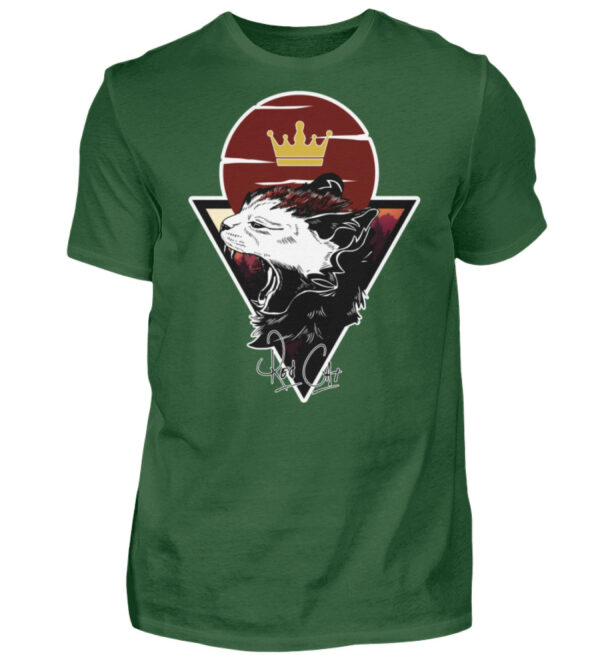 Red Cat Logo Shirt - Herren Shirt-833