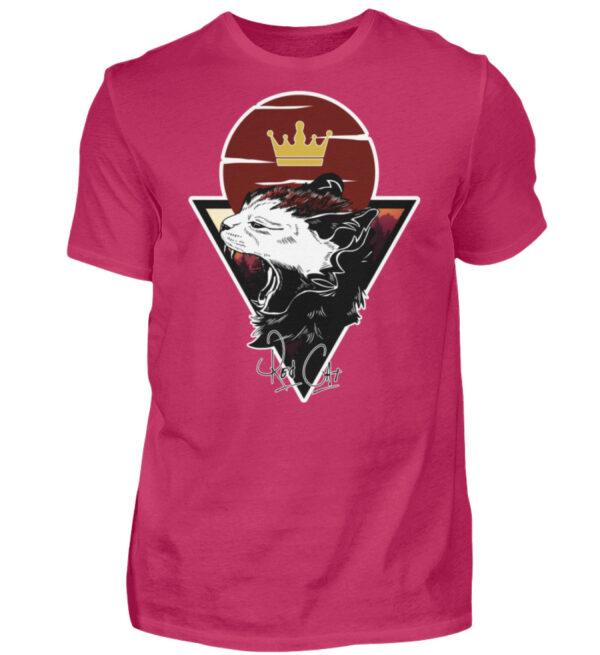 Red Cat Logo Shirt - Herren Shirt-1216