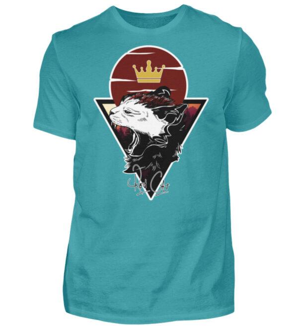 Red Cat Logo Shirt - Herren Shirt-1242