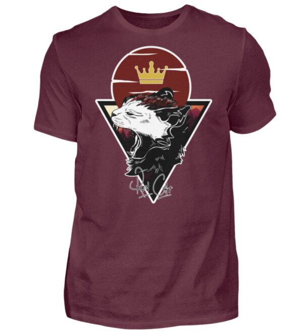 Red Cat Logo Shirt - Herren Shirt-839