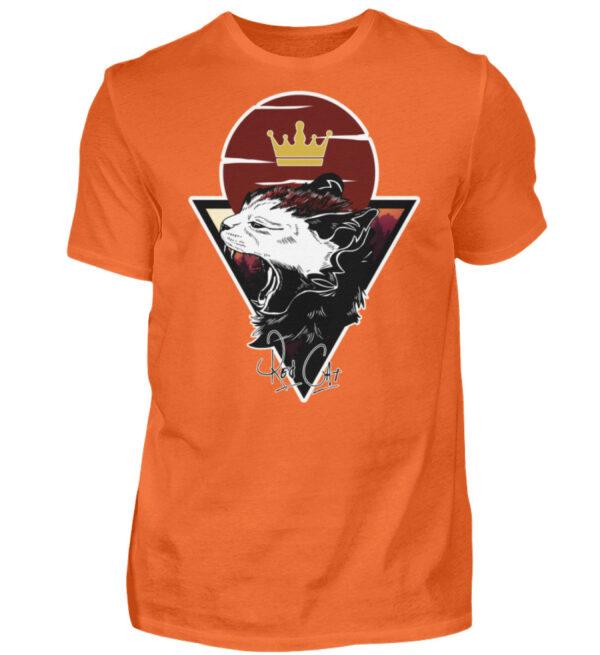 Red Cat Logo Shirt - Herren Shirt-1692