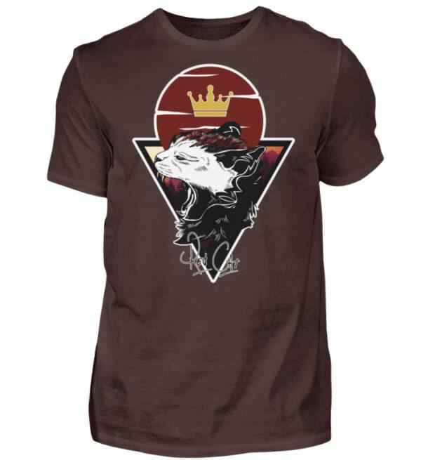 Red Cat Logo Shirt - Herren Shirt-1074