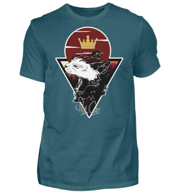 Red Cat Logo Shirt - Herren Shirt-1096