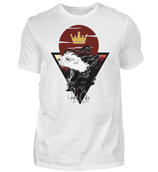 Red Cat Logo Shirt - Herren Shirt-3