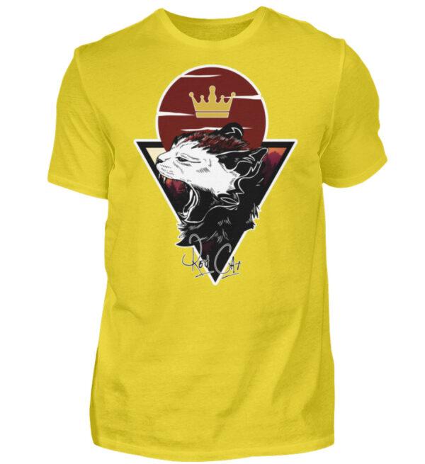 Red Cat Logo Shirt - Herren Shirt-1102