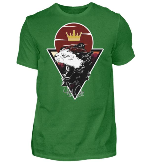 Red Cat Logo Shirt - Herren Shirt-718