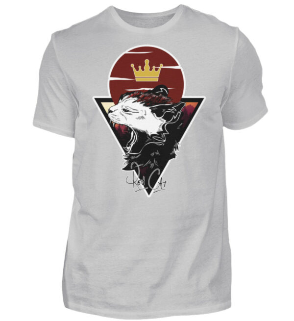 Red Cat Logo Shirt - Herren Shirt-1157
