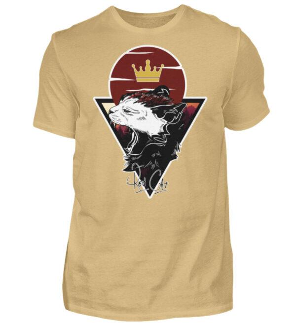 Red Cat Logo Shirt - Herren Shirt-224