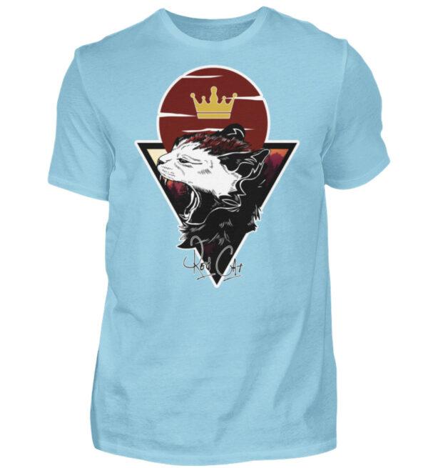 Red Cat Logo Shirt - Herren Shirt-674