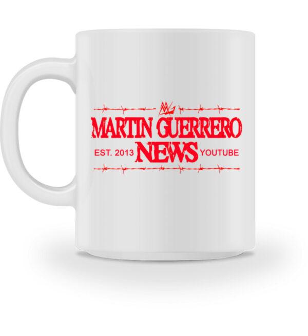 Martin Guerrero News Tasse - Tasse-3