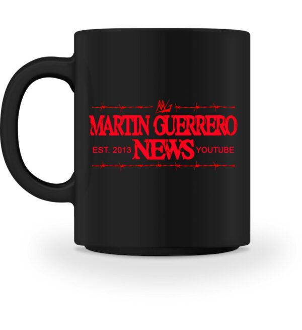 Martin Guerrero News Tasse - Tasse-16