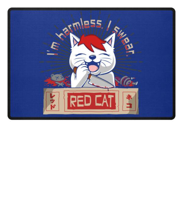Red Cat Harmless Fußmatte - Fußmatte-27