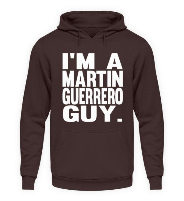 Martin Guerrero Guy - Unisex Kapuzenpullover Hoodie-1604