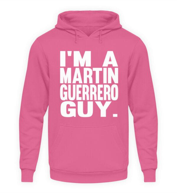 Martin Guerrero Guy - Unisex Kapuzenpullover Hoodie-1521