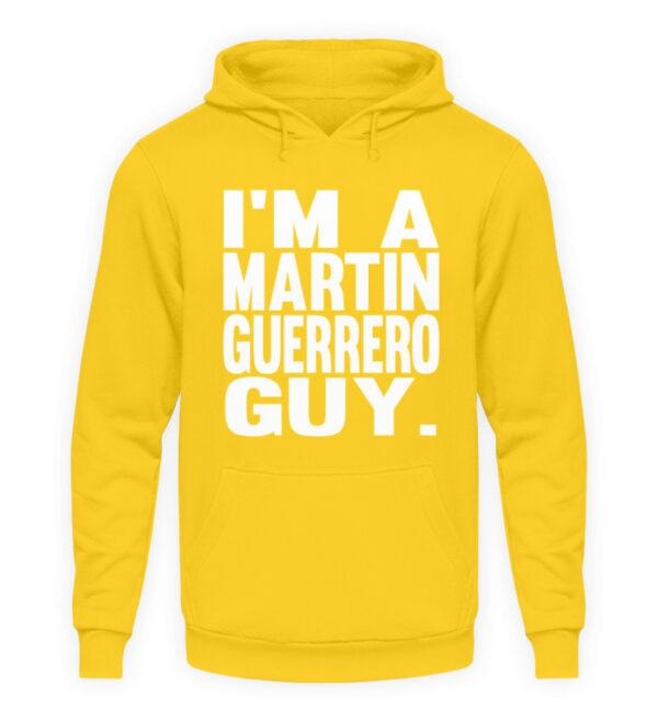 Martin Guerrero Guy - Unisex Kapuzenpullover Hoodie-1774
