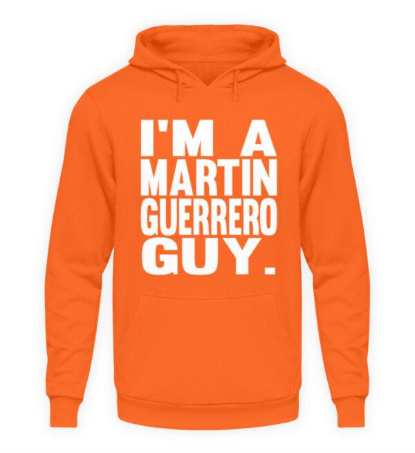Martin Guerrero Guy - Unisex Kapuzenpullover Hoodie-1692