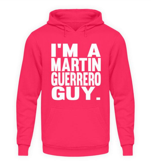 Martin Guerrero Guy - Unisex Kapuzenpullover Hoodie-1610