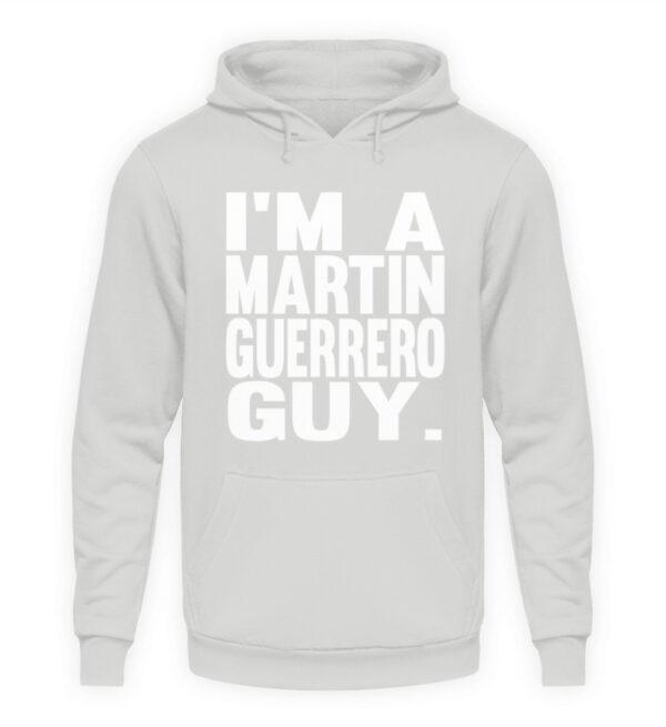 Martin Guerrero Guy - Unisex Kapuzenpullover Hoodie-23