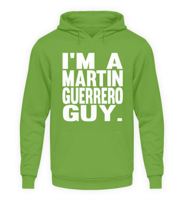 Martin Guerrero Guy - Unisex Kapuzenpullover Hoodie-1646
