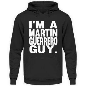 Martin Guerrero Guy - Unisex Kapuzenpullover Hoodie-1624