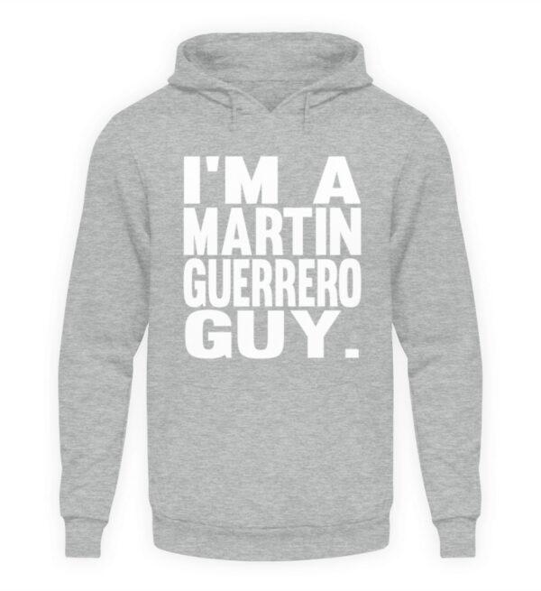 Martin Guerrero Guy - Unisex Kapuzenpullover Hoodie-6807